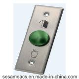 De Infrarode Inductie van het roestvrij staal Geen Knoop van de Deur van de Aanraking (SB40NT)