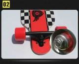 Скейтборд клена Канады доски конька высокого качества вполне