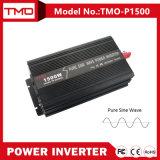 1500W Car Power Inverter DC 12V à AC 110V 60Hz Dual USB 2.1A 5V Chargeur Adaptateur