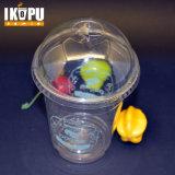 حارّ رائع [كستومد] فنجان شفّافة بلاستيكيّة