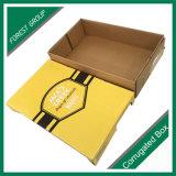 Elan-Laminierung-wasserdichtes Fleisch-Tiefkühlkost-Kasten-Verpacken