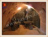 Het Maken van de baksteen en de Oven van de Brand van het Gas voor het Maken van de Baksteen