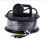 CCD-Unterwasserkamera mit 20m bis 300m dem Kabel 6p färben