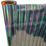 Fabricante do chinês da película do laser da película 3D da lente das multi cores multi