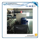 Granelli di plastica riciclati del PE che fanno macchina della macchina gemellare dell'estrusore a vite
