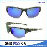 Neuer Modedesigner-Plastikrahmen Sports Eyewear