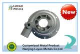 China-Berufsgießerei für Metallgußteil und maschinell bearbeitetes Teil
