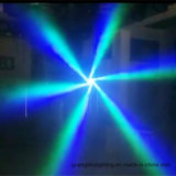 Mini luz principal móvil rotativa caliente de la viga de la etapa del ojo 6*10 RGBW 4in1 LED de la abeja