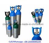Cilindri di ossigeno di salvataggio di emergenza medica per le ambulanze