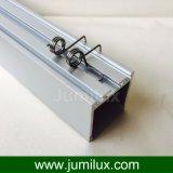 Profilo di figura LED di U sospeso 3535 per la decorazione del soffitto