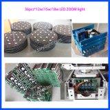Etapa LED zoom 36PCS * 12W RGBW luz principal móvil
