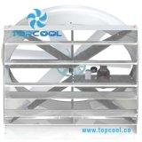 Ventilador de la recirculación de la eficacia alta y del flujo de aire para el granero de lechería