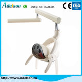 Silla dental eléctrico de lujo chino con la lámpara del sensor LED