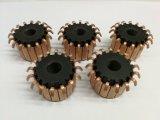 電動機(ID15.86mm OD31.55mm L22.2mm)のための最上質DCモーター整流子