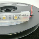 6500k tiras 5050 de la luz del blanco los 60LEDs/M LED