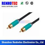 HDMI a convertidor de cable 3 del VGA + del RCA X 1080P