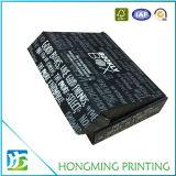 Caixa negra ondulada do resíduo metálico do cartão do transporte