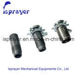 Pumpen-luftloser Hochdrucksprüher der Faltenbildung-PC60