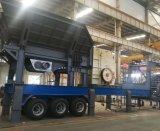 La Chine a avancé la centrale concasseuse en pierre mobile à vendre (YD-200)