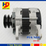 닛산을%s PE6/ND6 디젤 엔진 장비 발전기