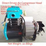 beweglicher Drehmembranluftverdichter-Kopf der schrauben-3HP