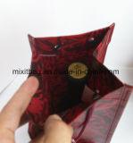 [نون-] يحاك حقيبة لأنّ خمر تعليب