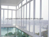 Gehangenes Fenster-Aluminiumlegierung-Spitzenfenster