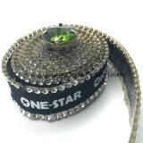 Ajuste cristalino del Rhinestone de la tira de la cinta del nuevo de Elemenet arreglo caliente del Rhinestone (estrella TP-Uno)