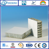 Panneau en aluminium de nid d'abeilles de certificat d'OIN