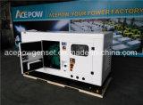 El SGS de la UL revisó el generador de potencia de la fábrica 25kVA Cummins