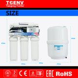 Umgekehrte Osmose-Systems-Wasser-Reinigungsapparat mit 3.2g Becken Cj1103