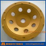 PCD 에폭시를 위한 구체적인 지면 다이아몬드 컵 바퀴