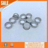 Tampão de parafuso de alumínio de prata Matte do frasco dos doces do mel