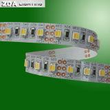 Luz roja de la cinta de las filas LED del triple