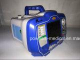 Défibrillateur Aed Biphasic Aed de premiers secours d'hôpital avec moniteur