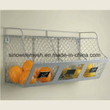 Rete metallica esagonale rivestita del PVC o galvanizzata