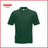 T-shirt créateur de coton de chemise de modèle frais bon marché d'imprimante (HY06)