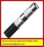 Ajustage de précision flexible de tuyau de pétrole de boyau hydraulique tressé