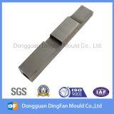 Parti d'acciaio personalizzate del pezzo meccanico di CNC per la muffa dell'inserto