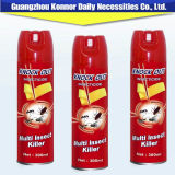 Effacez l'insecticide Spray anti-moustique Killer Spray