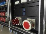 マルチコネクターが付いているデジタルメートル力の配電盤