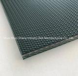 PVC陶磁器のための低いグリップが付いている磨くコンベヤーベルト