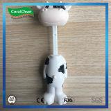 Zahnbürste des eindeutigen neuen Entwurfs-Kindes, weiche Borste-Zahnbürste für Kinder
