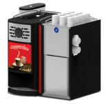 Gaia E2s - Машина кофеего Espresso парного молока