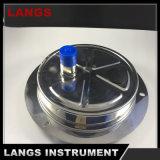 067自動Parts 工場150mmフランジオイルが付いているすべてのSsの圧力計の新しいモデル
