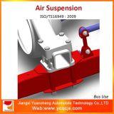V tipo suspensão usada suspensão do ar da parte traseira do barramento do saco de ar do enlace de 4-Bar