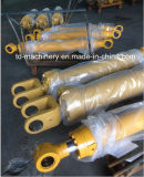 油圧日立掘削機かオイルシリンダーアセンブリZx110クローラー掘削機のバケツの/Arm/Boomシリンダー