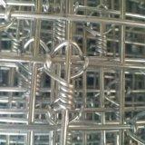 5FTの高い抗張鋼鉄シカのための電流を通された固定結び目によって編まれるTightlockフィールド塀
