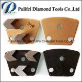 Алмазные резцы для конкретных инструментов меля диска ботинка меля плиты машины пола меля