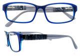 Marco óptico de la manera del modelo nuevo de Eyewear del espectáculo al por mayor de los vidrios